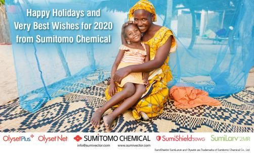 Happy Holidays from Sumitomo Chemical